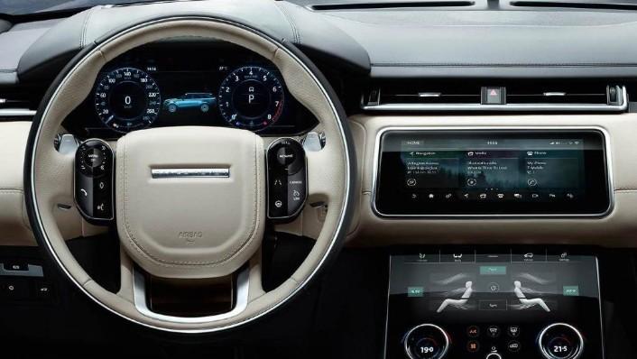 Land Rover Range Rover Velar (2018) Interior 005