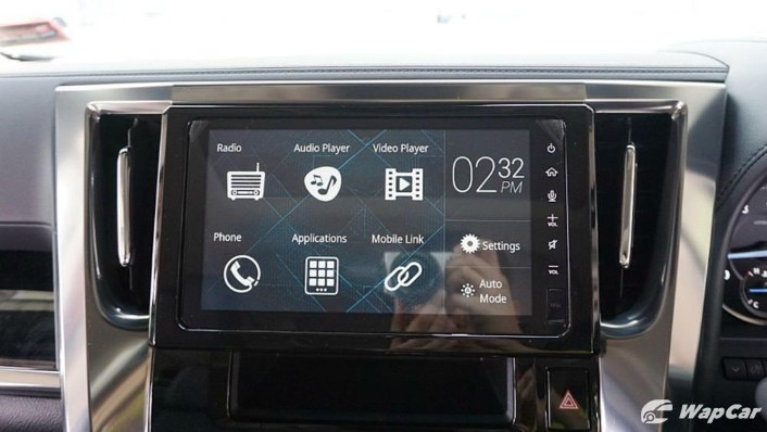 2020 Toyota Vellfire 2.5 Interior 010