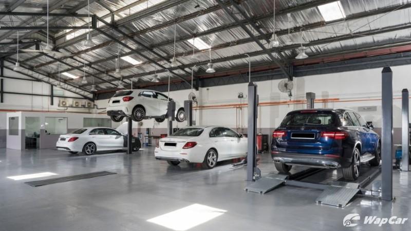 NZ Wheels Setapak service center