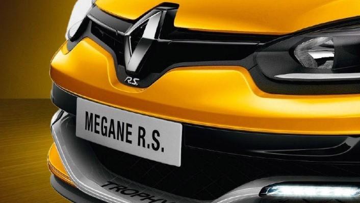 Renault Megane RS  Public (2015) Exterior 005
