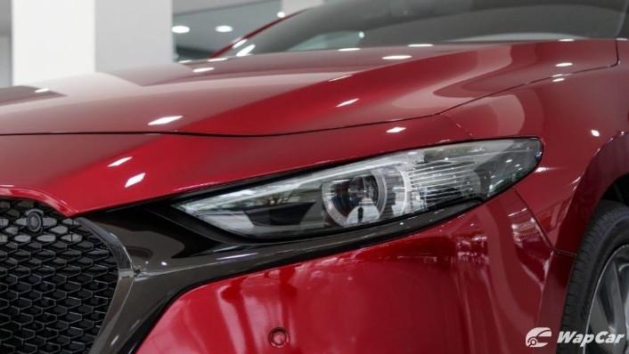 2019 Mazda 3 Liftback 2.0 SkyActiv High Plus Exterior 009