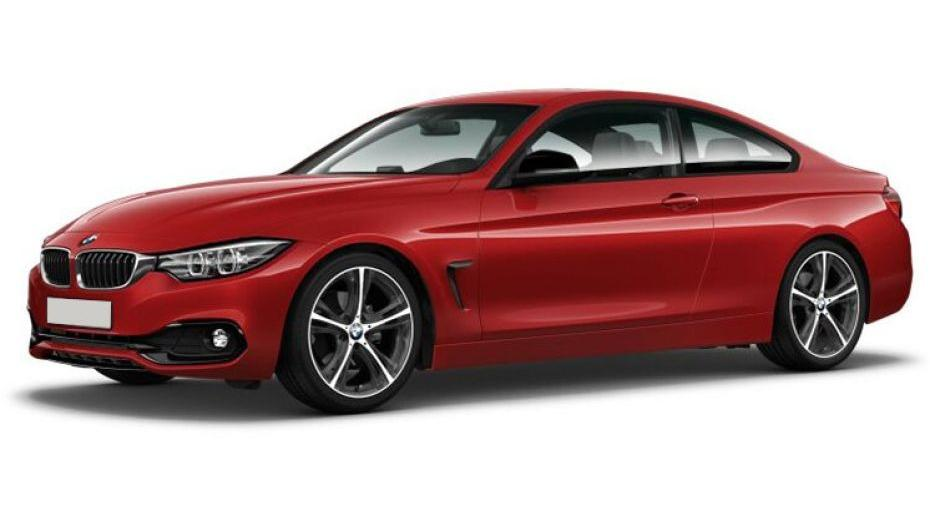BMW 4 Series Coupe (2019) Others 004