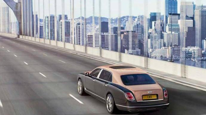 Bentley Mulsanne (2017) Exterior 003