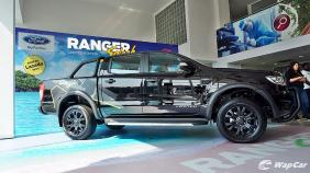 2019 Ford Ranger 2.0L XLT Limited Edition Exterior 003