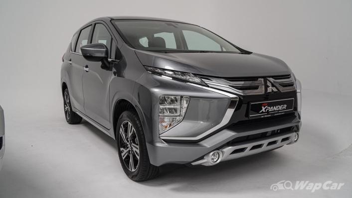 2020 Mitsubishi Xpander 1.5 L Exterior 002