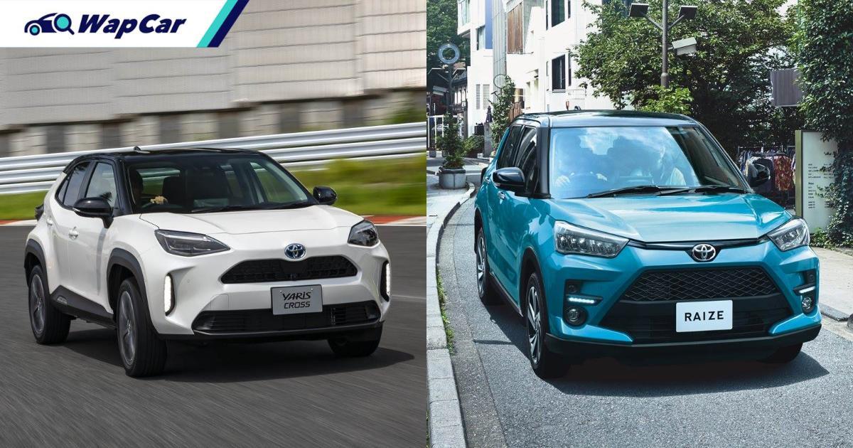 In Japan, Toyota Yaris Cross has a 6 months waiting list, more popular than Perodua D55L/Toyota Raize 01