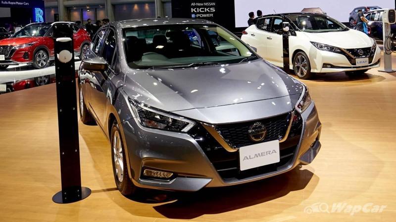 Nissan Almera breaks 2k units sold per month in Thailand, Q1 2021 sales beats Vios 02
