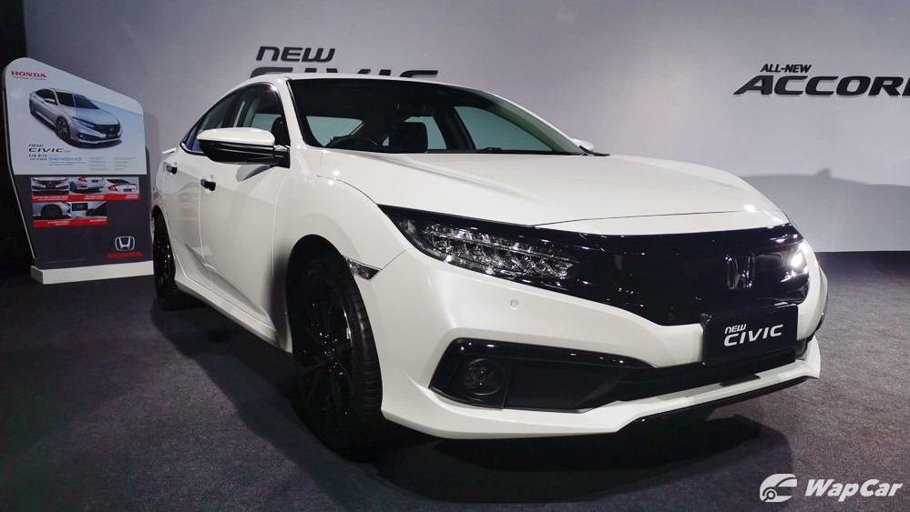 2020 Honda Civic 1.5 TC Premium Exterior 046