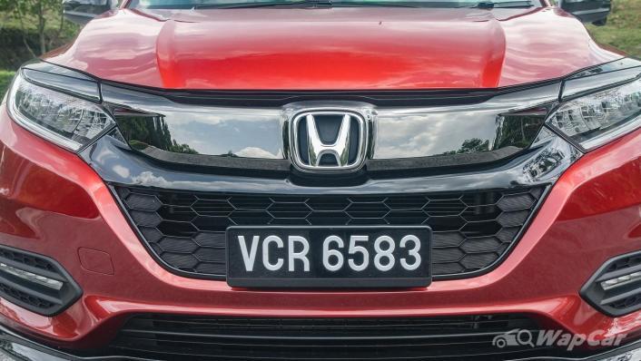 2019 Honda HR-V 1.8 RS Exterior 009