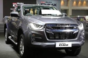 Thailand's 2020 Isuzu D-Max is outselling Hilux, Triton, and Ranger combined