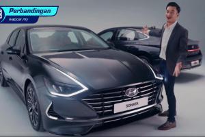 Hyundai Sonata 2020 serba baru – Apa bezanya dengan Toyota Camry dan Honda Accord?