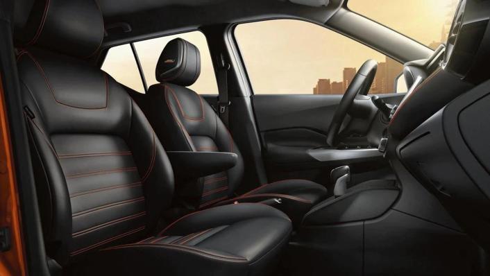 2020 Nissan Kicks International Version Interior 004