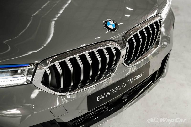 Priced from RM 417k, G32 2021 BMW 630i GT M Sport facelift (LCI) launched in Malaysia 02