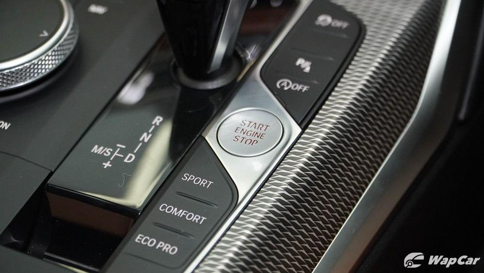 2019 BMW 3 Series 330i M Sport Interior 030