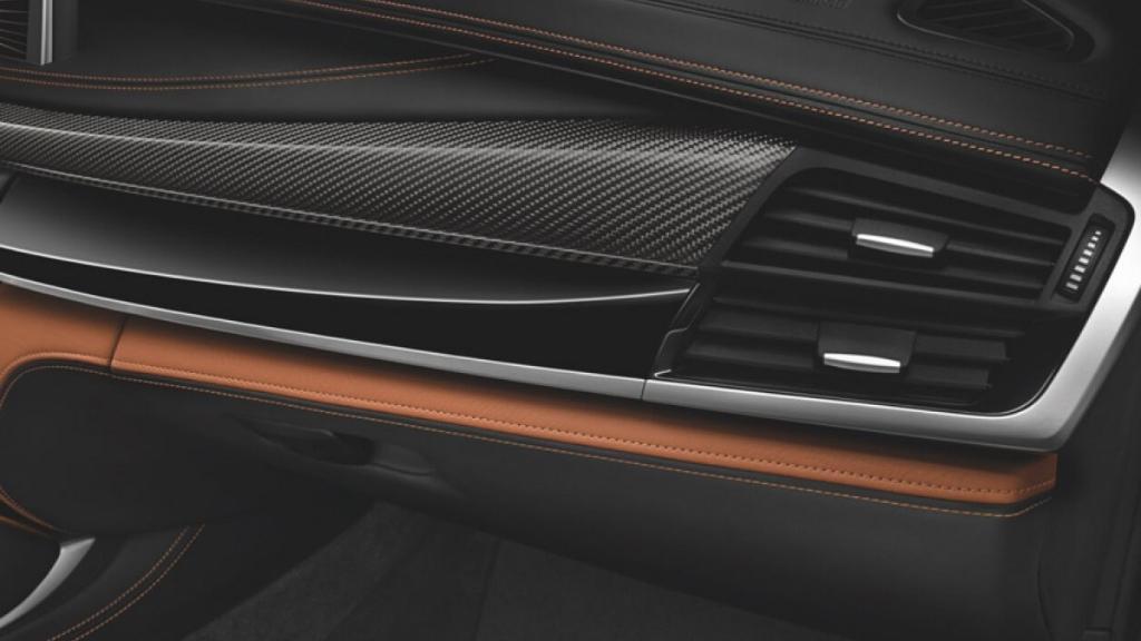 BMW X6 M (2019) Interior 004
