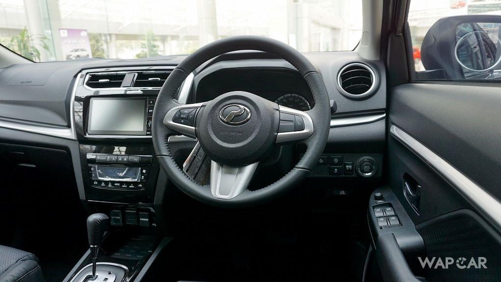 Perodua Aruz (2019) Interior 017