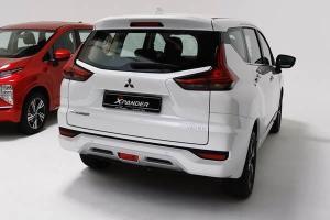 New Japan-Malaysia Mitsubishi JV for a higher quality CKD 2020 Mitsubishi Xpander