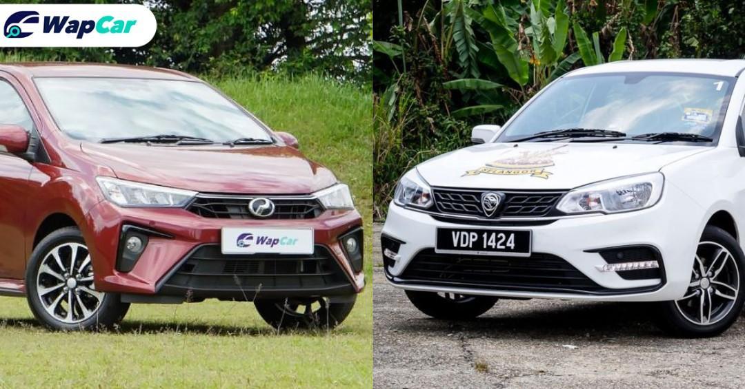 Benarkah maintenance Proton Saga lebih murah berbanding Perodua Bezza? Jawapannya tak semudah itu. 01