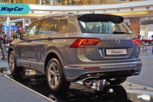5 perkara yang kami suka tentang Volkswagen Tiguan Allspace