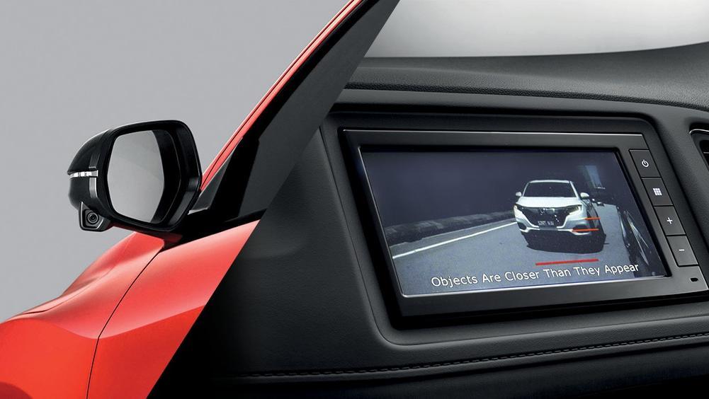 Honda HR-V (2019) Interior 015