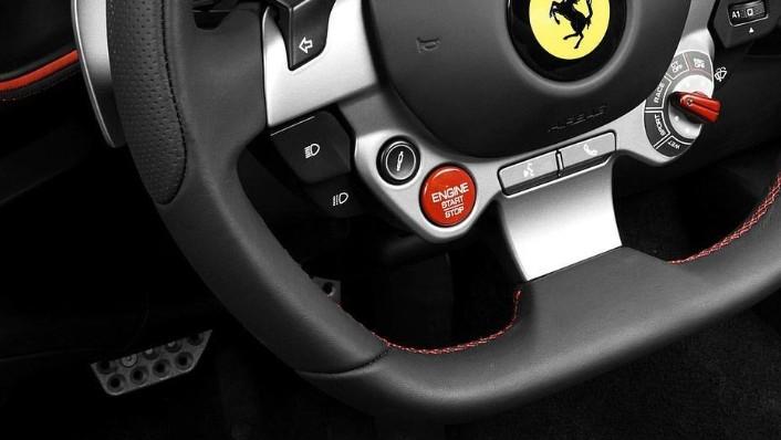Ferrari 812 Superfast (2017) Interior 003