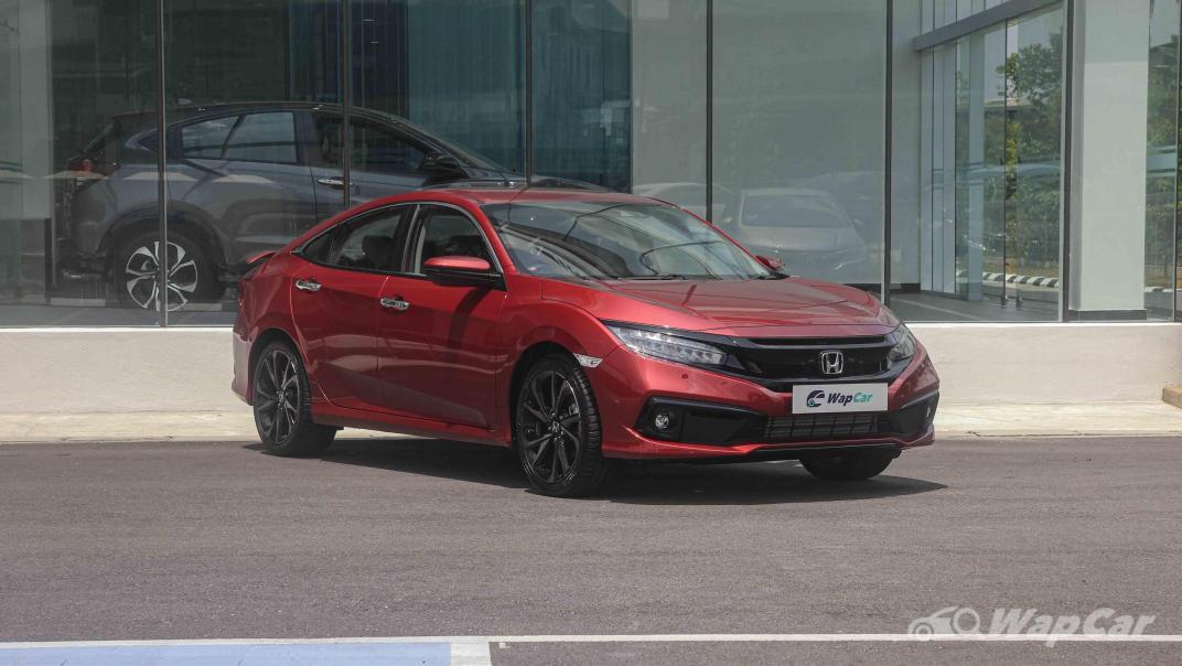 2020 Honda Civic 1.5 TC Premium Exterior 068