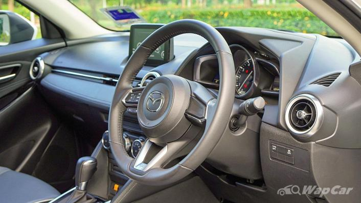 2020 Mazda 2 Hatchback 1.5L Interior 003