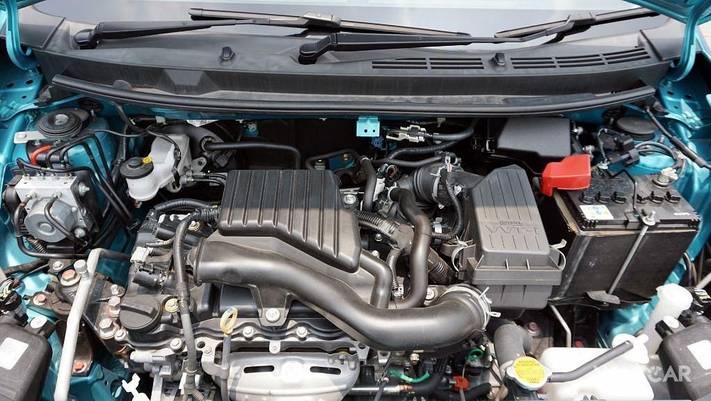 2018 Perodua Myvi 1.3 X AT Others 001