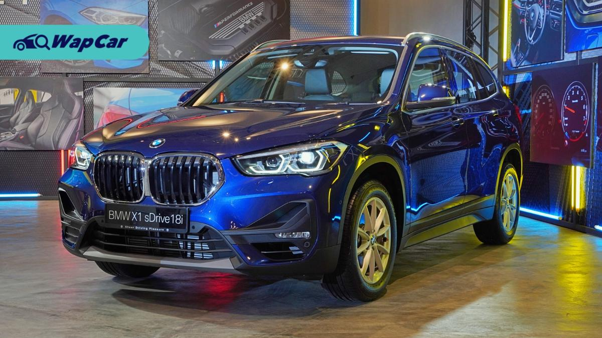 2020 BMW X1 sDrive18i launched in Malaysia - RM 208k, 1.5L 3-cylinder turbo, 140 PS/220 Nm 01