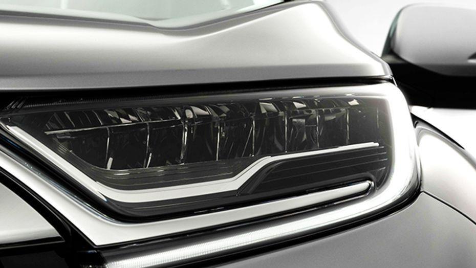 Honda CR-V (2018) Exterior 008