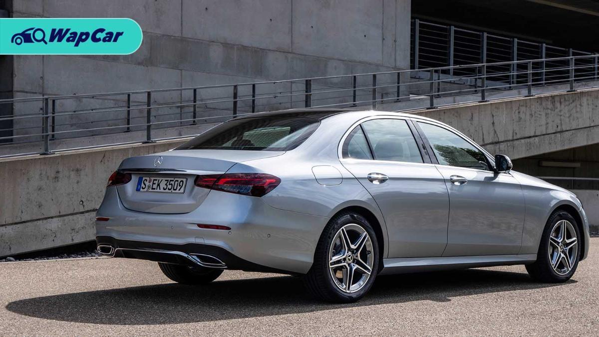 2020 Mercedes-Benz E-Class facelift showcases newer ADAS, steering wheel, and MBUX 01