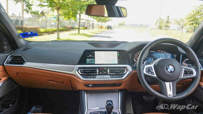 2020 BMW M3 M340i xDrive Interior 001