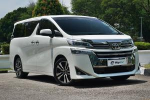 New upgraded Toyota Alphard / Vellfire launching in May 2021, for Malaysia too