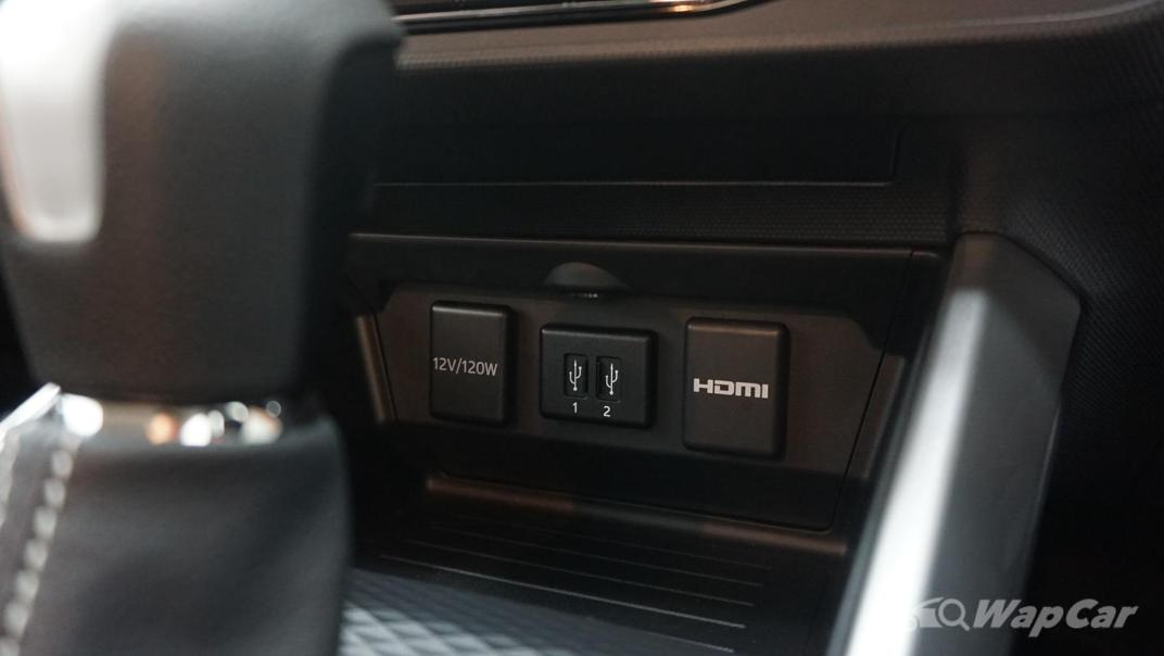 2021 Perodua Ativa 1.0L Turbo AV Interior 029