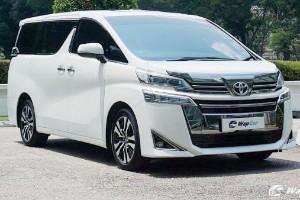 Beli Toyota Vellfire recond boleh jimat RM 60k. Apa pula risikonya?