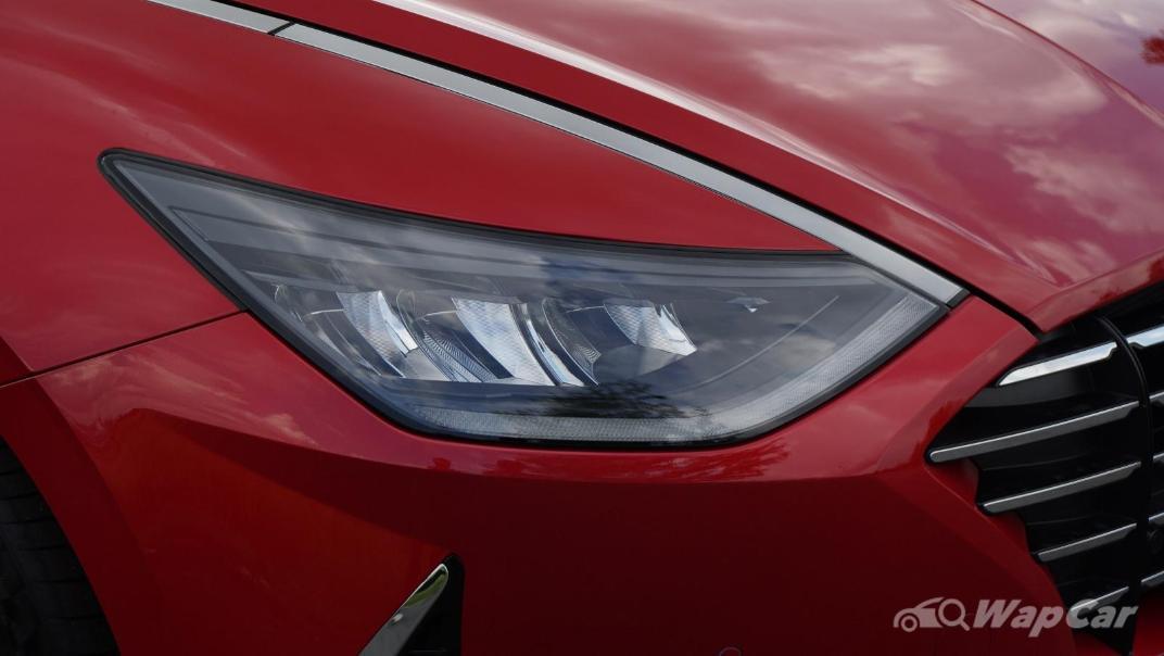 2020 Hyundai Sonata 2.5 Premium Exterior 016