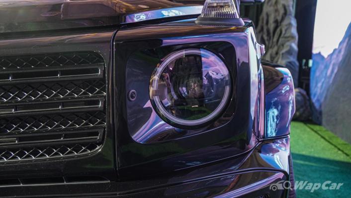 2020 Mercededs-Benz G-Class 350 d Exterior 006