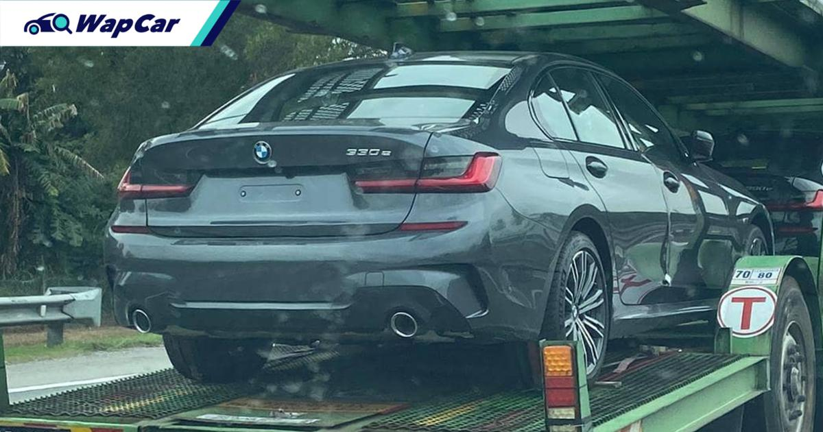 Spied: 2020 (G20) BMW 330e M Sport – CKD, Malaysia launch imminent? 01
