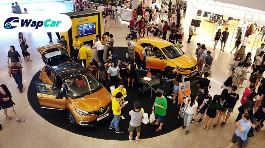 Jualan kereta melonjak pada bulan Mei, kata MAA 01