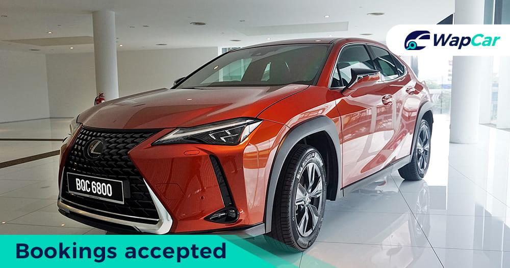 Lexus UX is now here in Malaysia – from RM 244k, 2.0L 171 PS Dynamic Force NA engine 01