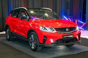 Proton's 2020 sales reached 109,716 cars, 8.8 percent up, still behind Perodua
