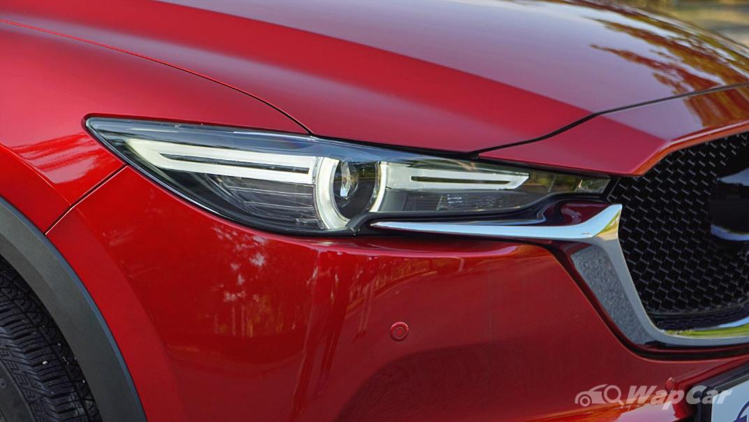 2019 Mazda CX-5 2.0L High SKYACTIV-G Exterior 012