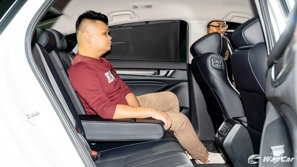 2020 Honda Accord 1.5TC Premium Interior 148