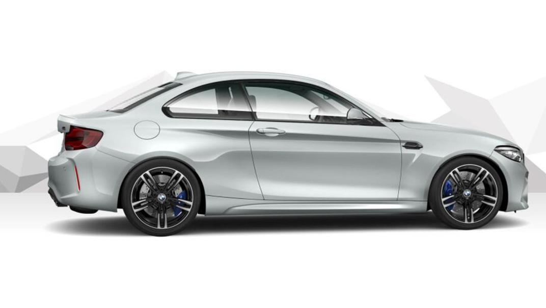 2019 BMW M2 Competition DCT Exterior 017