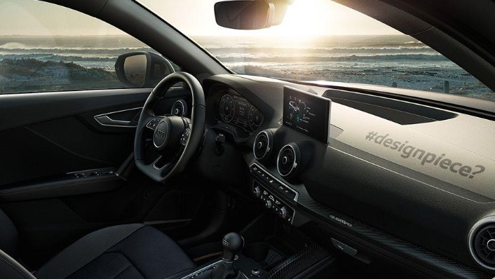 Audi Q2 (2019) Interior 001