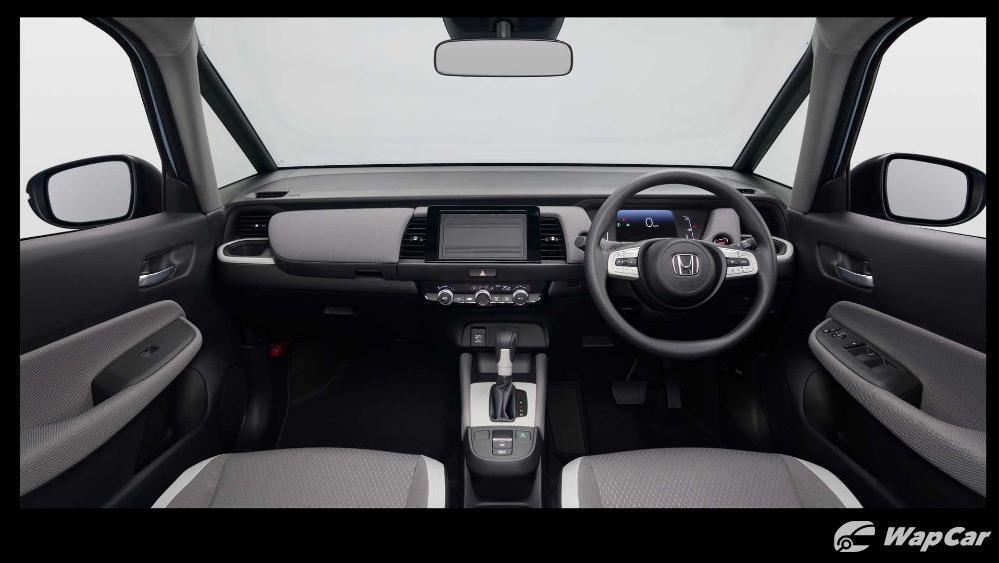 Honda Jazz (2020) Interior 007