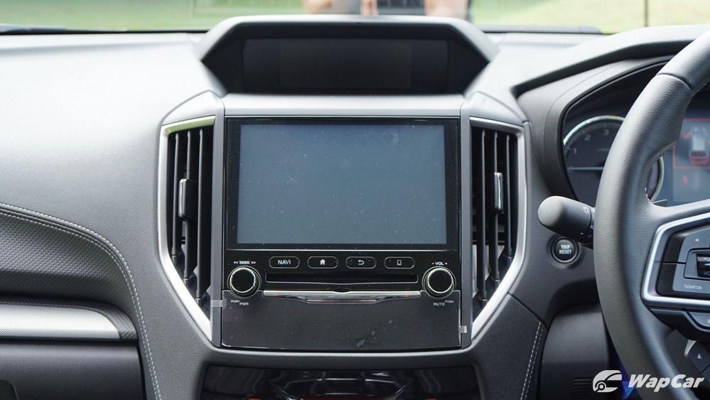 2019 Subaru Forester 2.0i-S EyeSight Interior 011