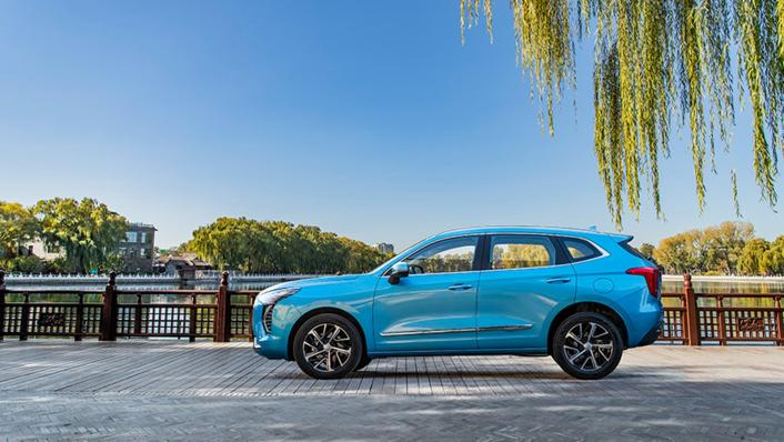 2021 Haval First Love Upcoming Version Exterior 010