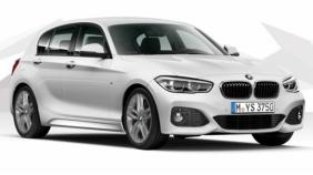BMW 1 Series (2019) Exterior 003