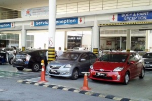 Majority of authorised Toyota/Lexus service centres to resume operations from today onwards